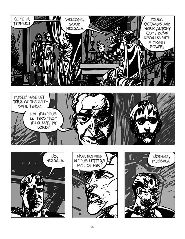 Julius Caesar pg 154