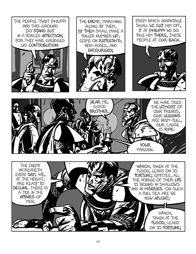 Julius Caesar pg 156
