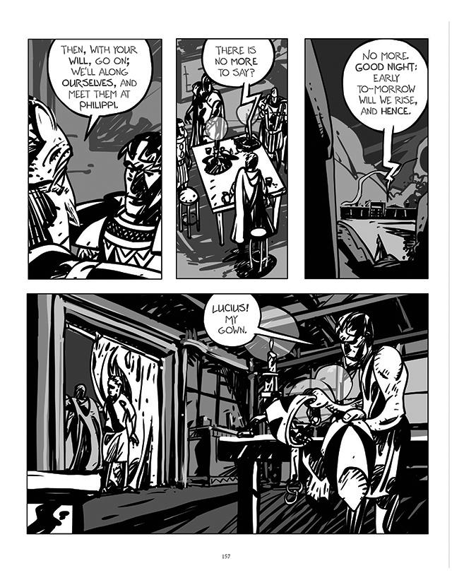 Julius Caesar pg 157