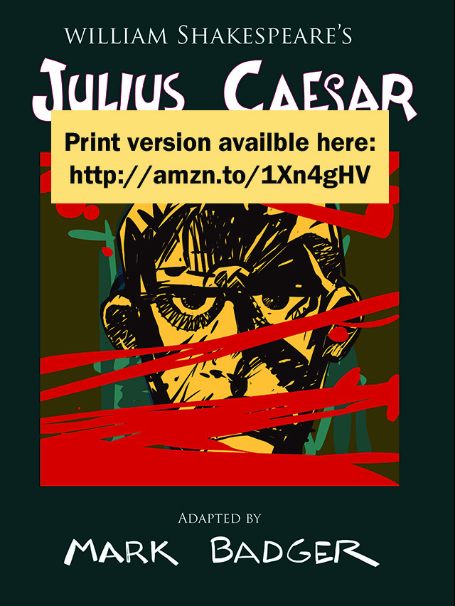 Julius Caesar the end of the preview